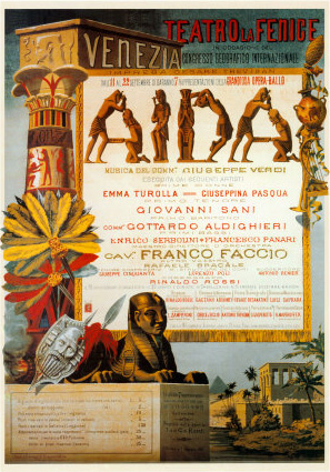 Aida (Verdi) poster image