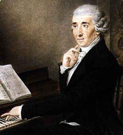 Joseph Haydn, 1795 (image)