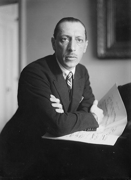 Igor Stravinsky (image)