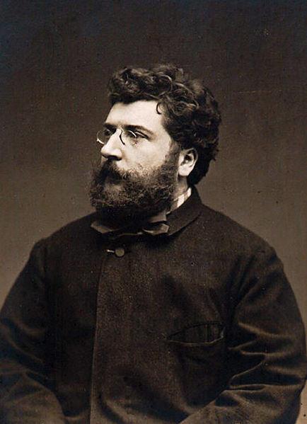 Georges Bizet, 1875 (image)