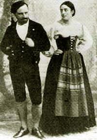 Cavelleria Rusticana (postcard, c. 1900) image