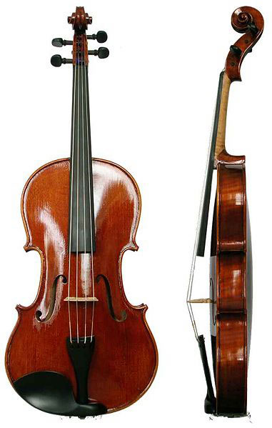Chinese 16.5 inch viola (image)