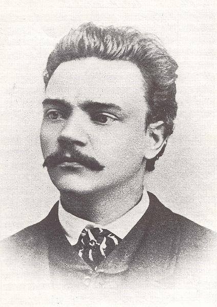 Antonin Dvorak, 1868 (image)