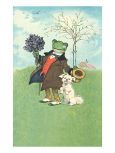 Frog Went A Courting (image)