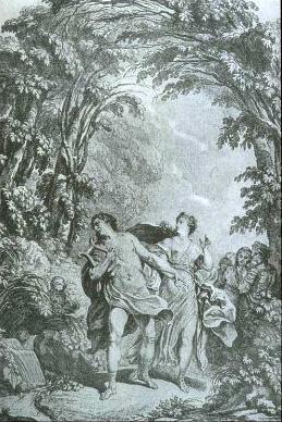 Orphee (Orfeo ed Eurydice) (by C W von Gluck), Paris, 1774 edition (Gluck)