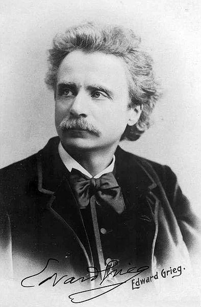 Edvard Grieg, 1888