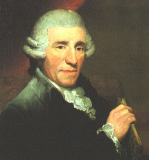 Joseph Haydn, painting by Thomas Hardy, 1792 (image)