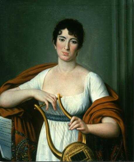 Isabella Coltran, Bologna portrait (image)
