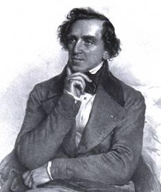Giacomo Meyerbeer, 1847 (lithograph)