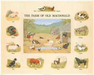 Old Macdonald Had A Farm (image)