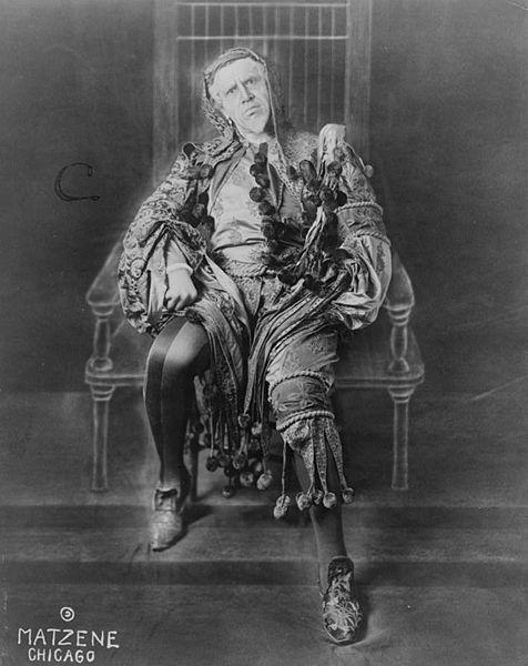 Titta Ruffo as Rigoletto, c. 1912 (image)