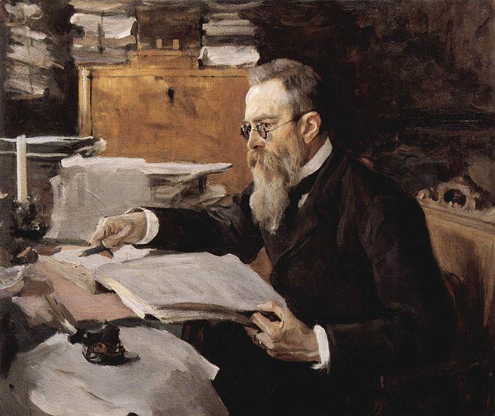 Rimsky Korsakov image