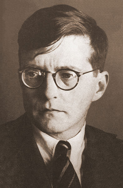 Dmitri Shostkovich, 1942 (image)