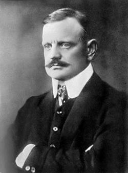 Jean Sibelius (1913) image