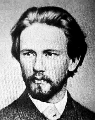Tchaikovsky as a young man (image)