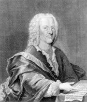 Georg Philipp Telemann engraving