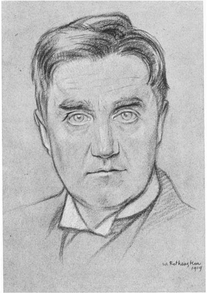 Ralph Vaughan Williams portrait