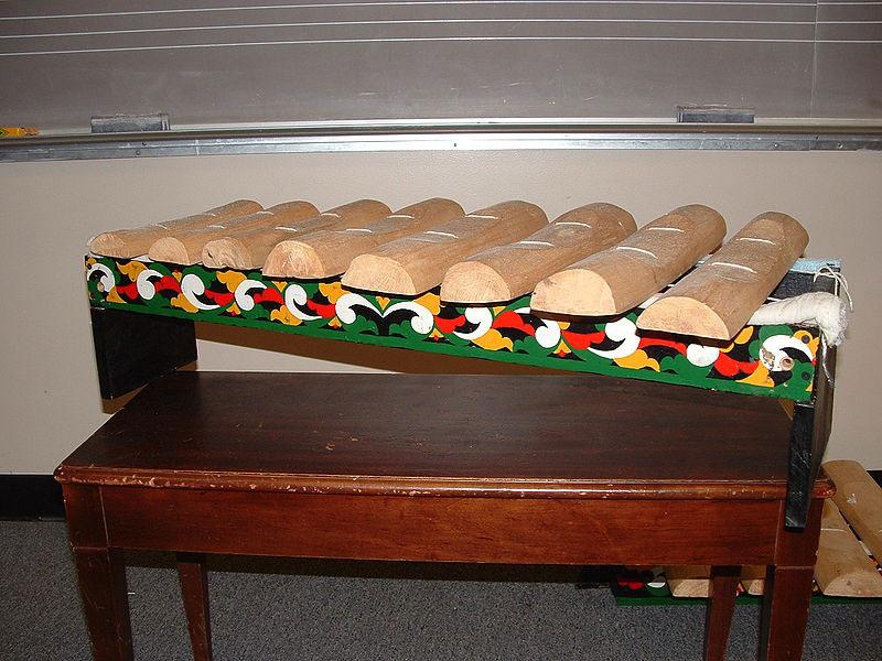 Philippine xylophone (image)