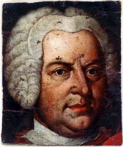 Johann Sebastian Bach, c 1733 (image)