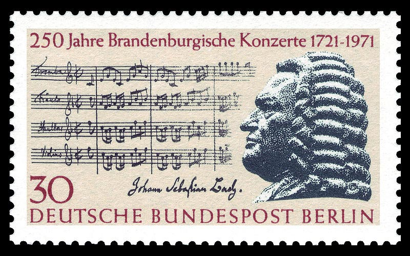 Bach - Brandenburg Concerto No. 2 - Germany, 1971 (image)