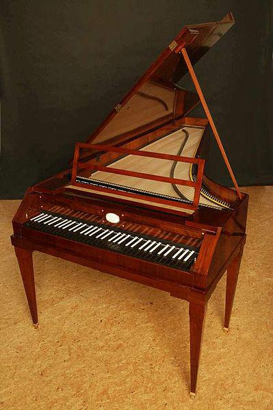 1805-style fortepiano (image)