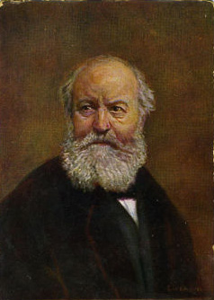 Charles Gounod - painting by Albert Eichhorn (image)