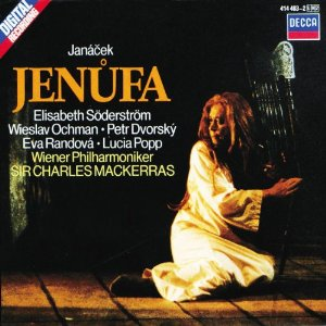 Jenufa - opera by Leos Janacek - conductor: Sir Charles Mackerras (image)
