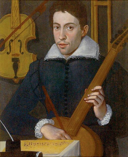 Claudio Monteverdi, circa 1597 (image)
