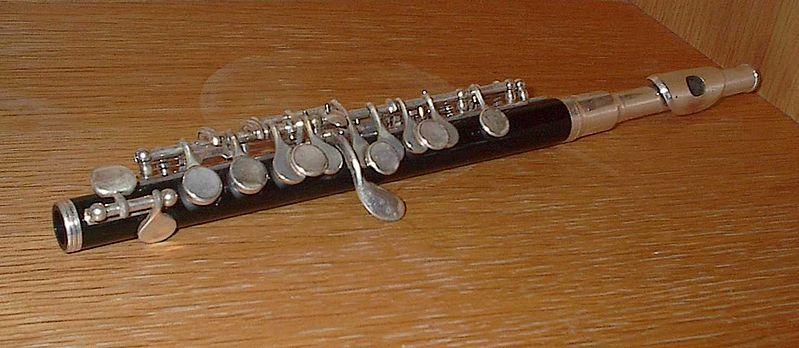 Yamaha piccolo (image)
