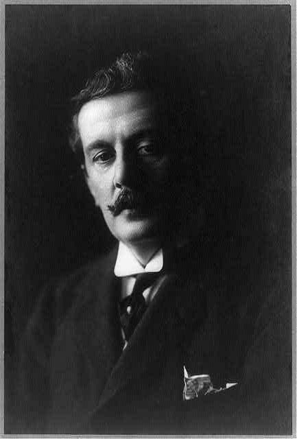 Giacomo Puccini, c. 1907 (image)