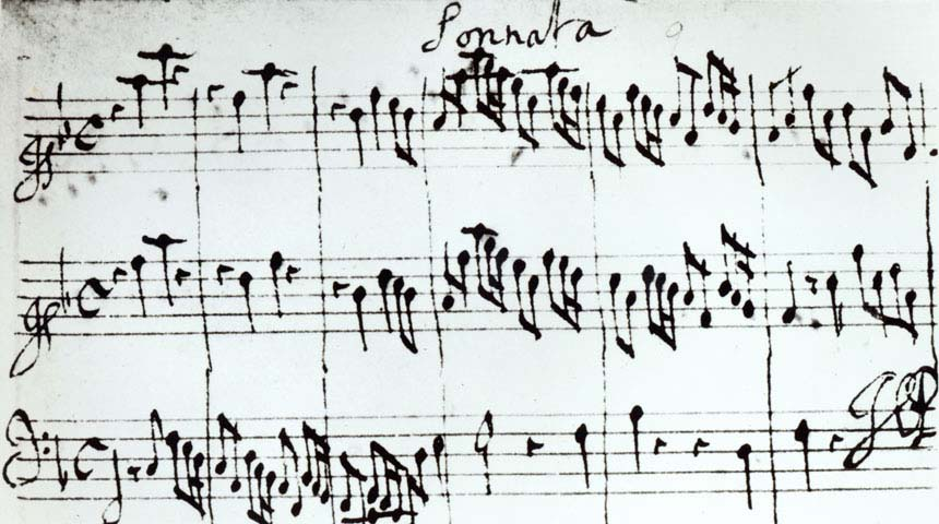 Henry Purcell's Golden Sonata (image)