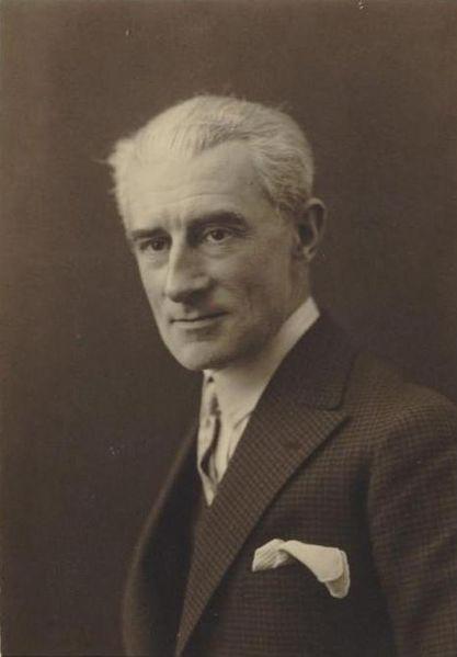 Maurice Ravel, 1925 (image)
