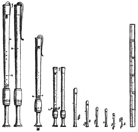 Renaissance recorders (image)
