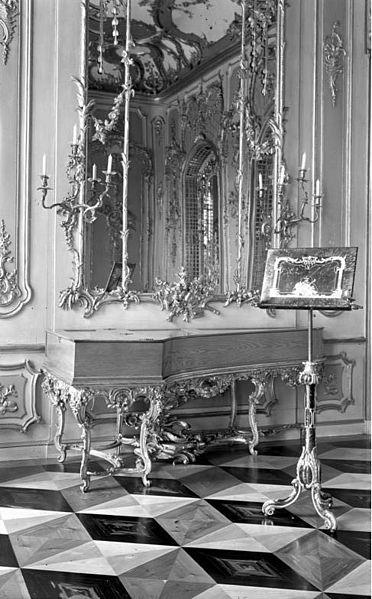 1747 Silbermann piano (image)