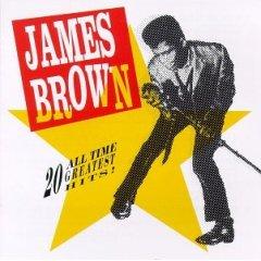 James Brown 20 Hits image