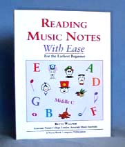 read music notes ebook