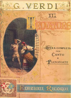 Ilt Trovatore (Verdi) poster image